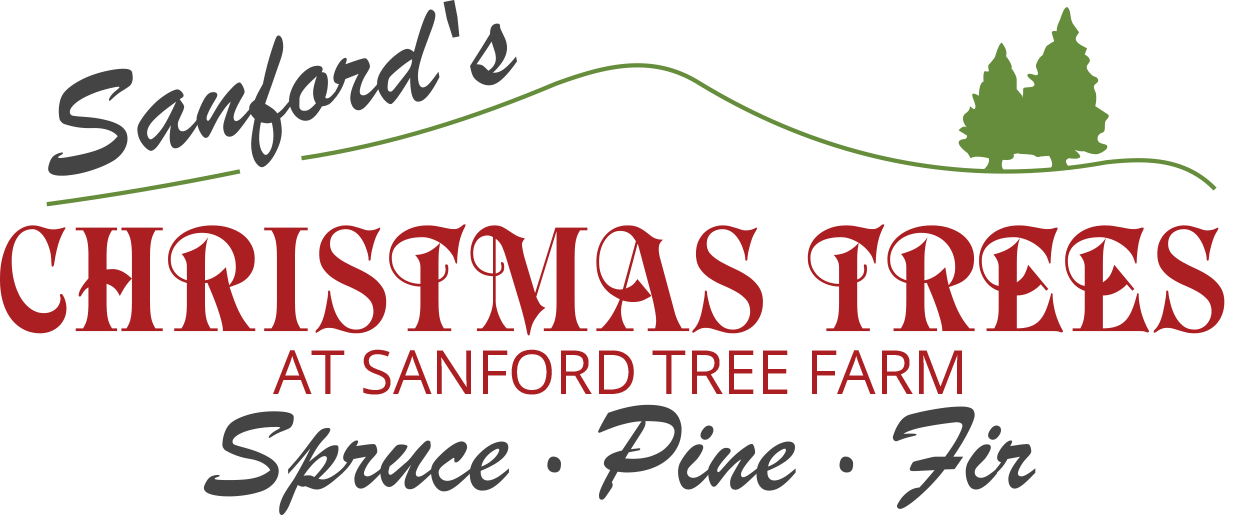 Sanford Tree Farm Logo